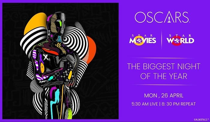 Catch the 93rd Oscars® Exclusively on Star Movies and Star World on April 26