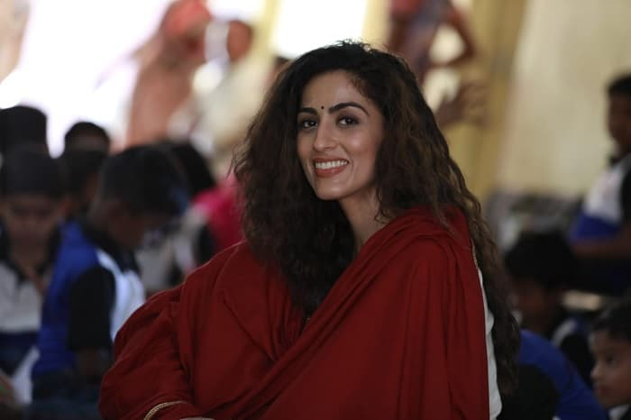 Monika Khanna feels mesmerized after her recent NGO visit