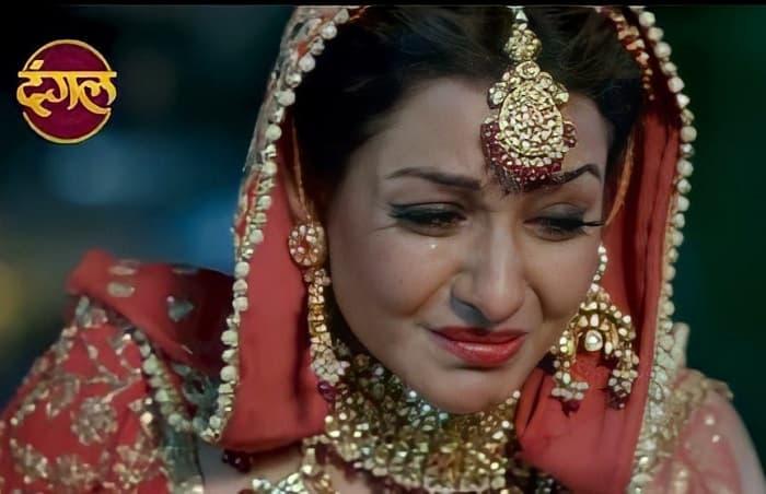 Prem Bandhan- Janki threatens Ram and Rajesh