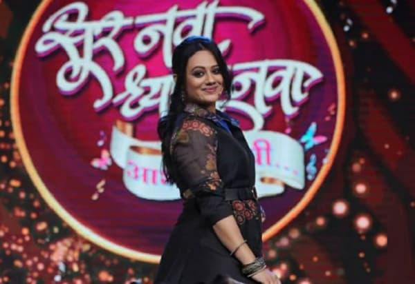 Sur Nava Dhyas Nava 2021 Host Name: Colors Marathi Singing Show