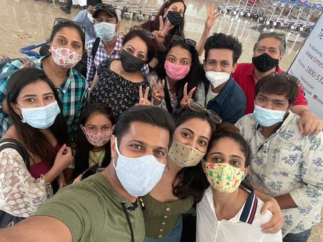 Team Ghum Hai Kisikey Pyaar Mein heads to Goa for shoot