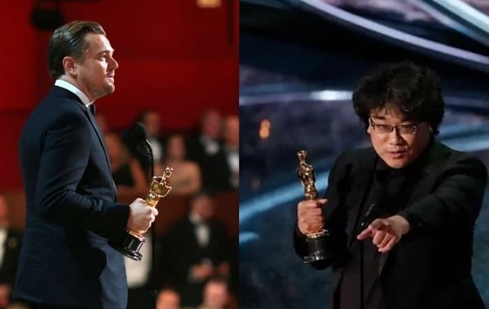 Unforgettable Oscar moments over the last 2 decades