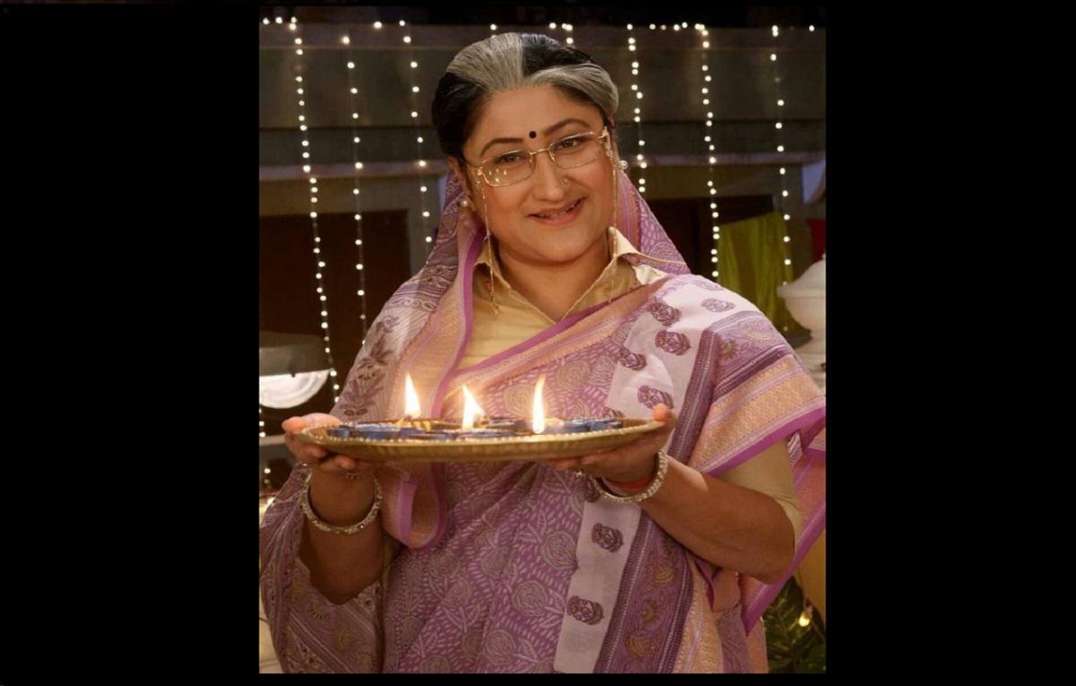 Jayanti Bhatia Enters Sasural Simar Ka 2! – AuditionForm